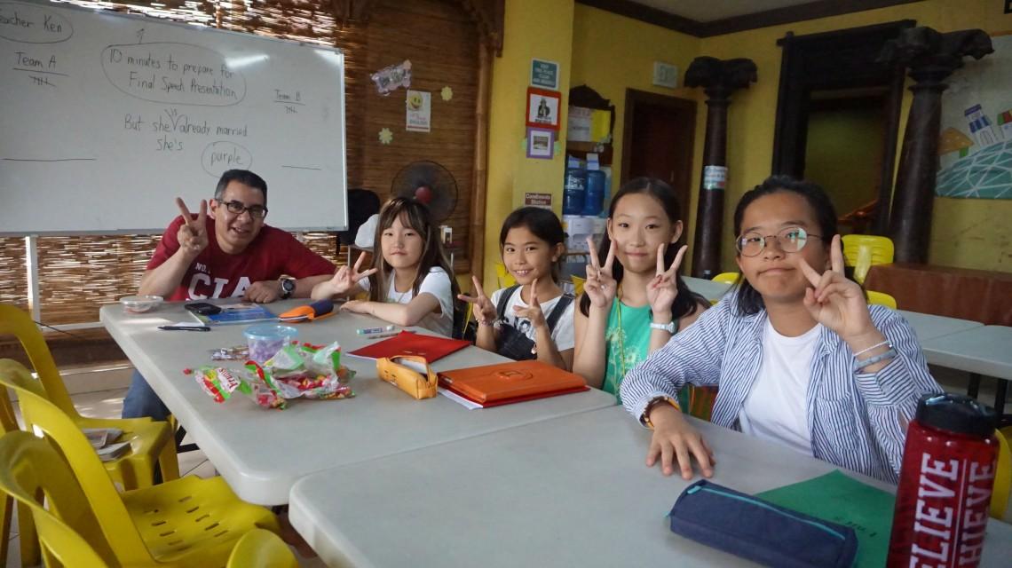 Group class 3