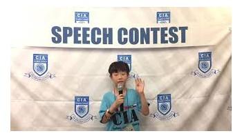 [32nd Speech] k8104 LEE…